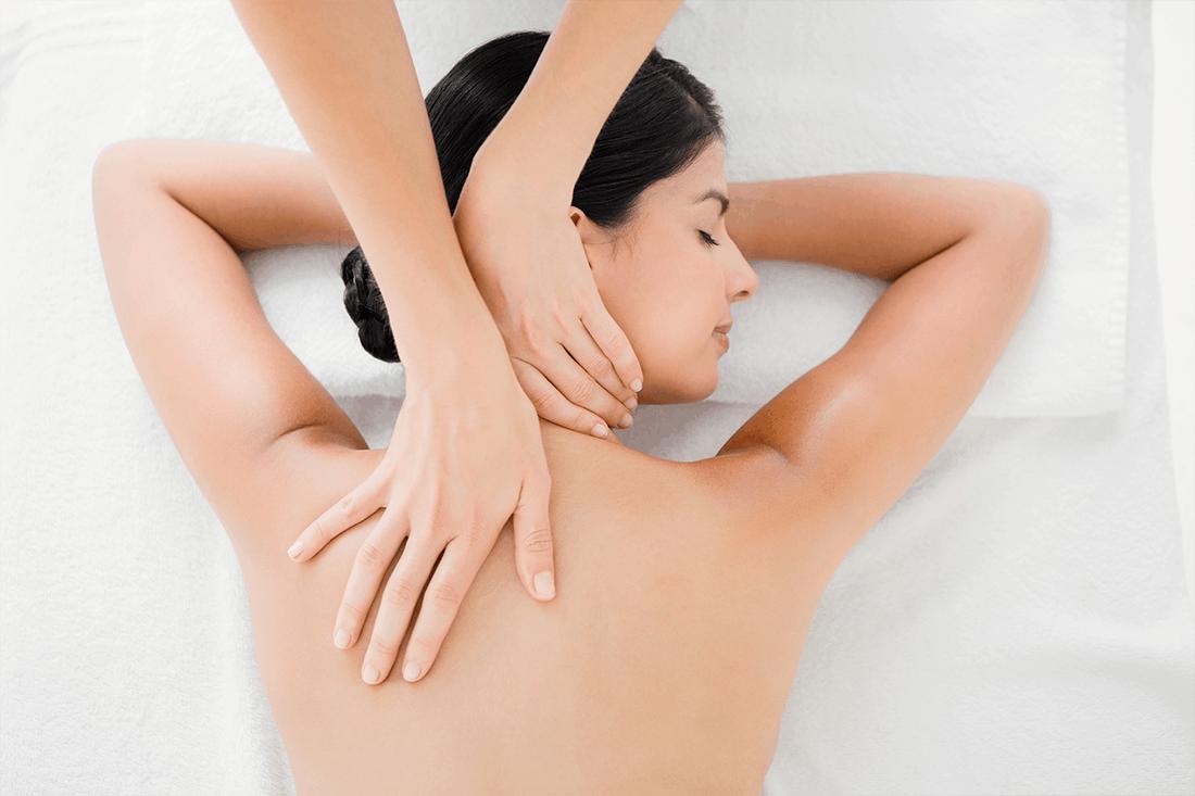 Masaje de Cuello y Espalda